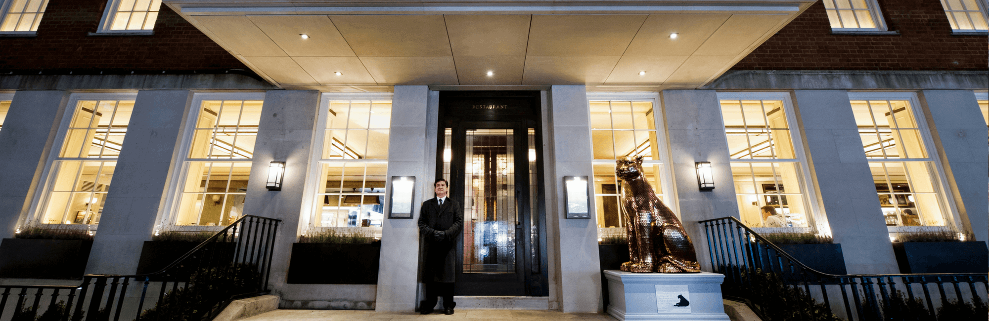 34 Mayfair in Central London