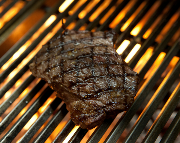 34 Mayfair is a steak restaurant serving only the very best cuts of beef